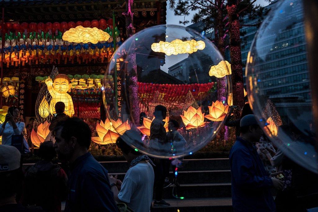 Bubble Buddha