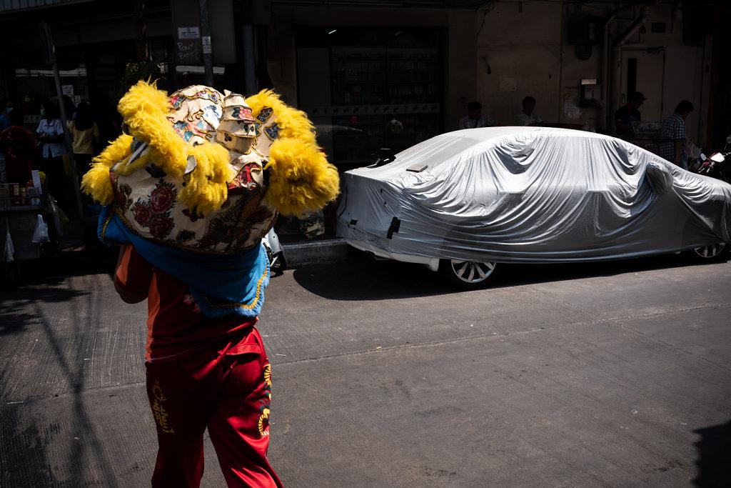 Lion Car