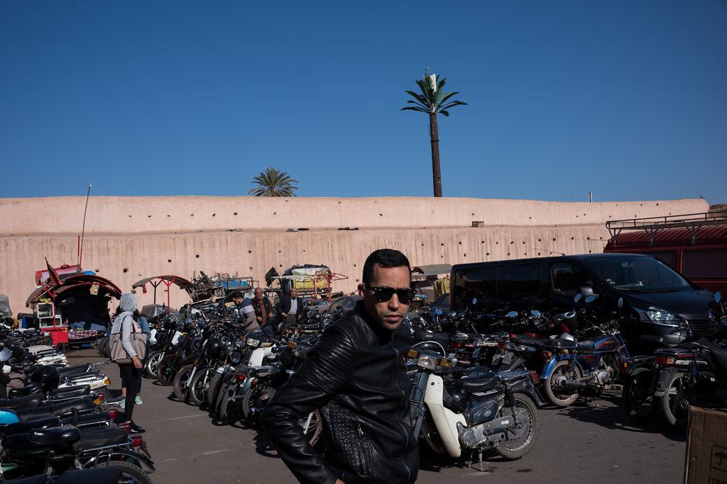 The Biker