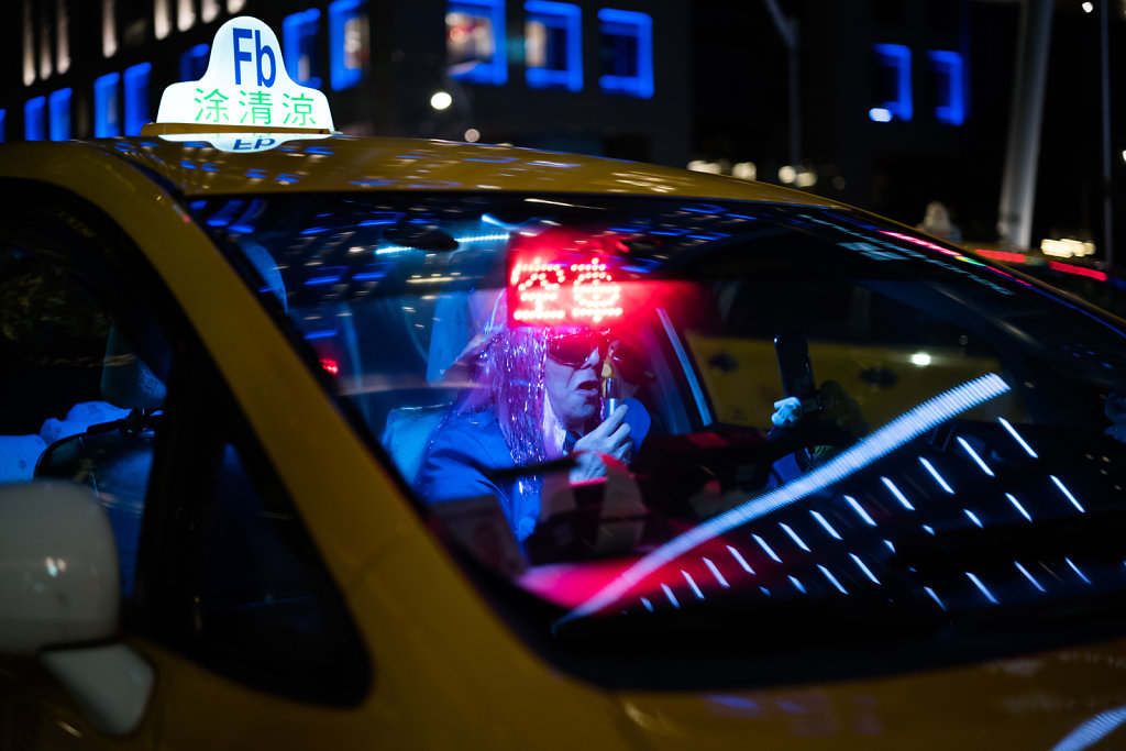 Taxi Singer
